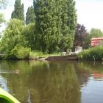 Bootssteg Wachtendonk